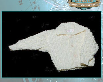 DK Cable Cardigan - Babies/Toddlers