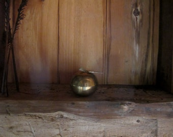 Brass Apple box