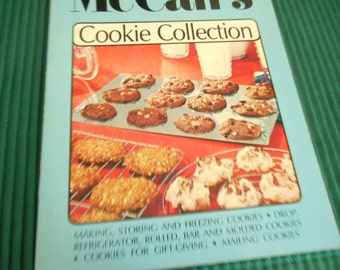 McCall's Cookie Collection, Paperback, 1985