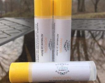 All Natural Lip Balm - Flavored Lip Balm - Organic Lip Balm - Lip Balm - Lip Butter - Kids Lip Balm - Natural Lip Balm - Pizza Lip Balm