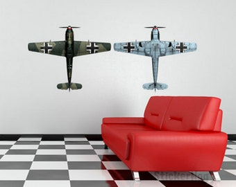 Bombs Away B 17 Bombers World War 2 Airplane Wall Decal Vinyl