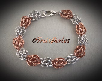 35 Chain Maille bracelet - Chainmaille bracelet