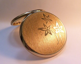 UNUSED Stratton compact powder mirror compacts hand mirrors vintage bridesmaids gifts