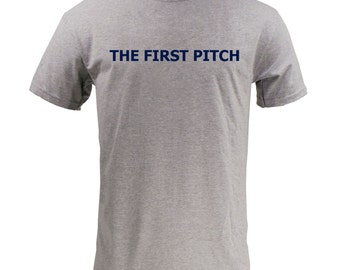 The First Pitch - Sport Grey