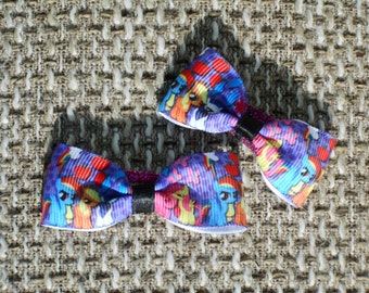 Hand made My little Pony Hair Clips (Pair of 2)