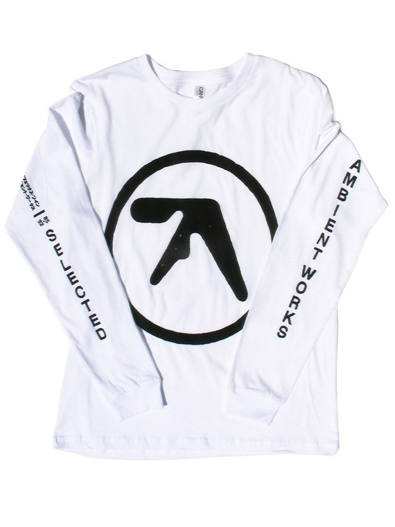 Aphex Twin Selected Ambient Works long sleeve