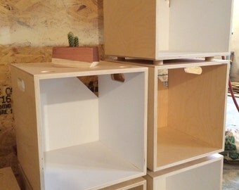 Modular Storage System (Set of 3)