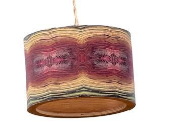Lamp shade artischoke
