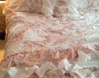duvet with matching pillow sham