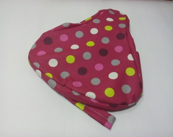 Saddle cover - points