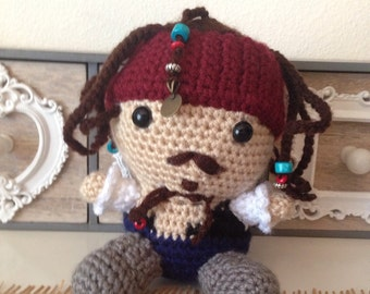 Captain Jack Sparrow Sweetie