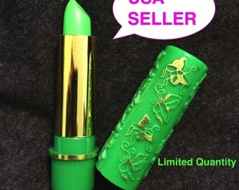 1 Hare Magic Moroccan Color Change Henna Mood Lipstick Authentic Long Lasting