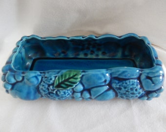 Vintage Mood Indigo Planter by Inarco