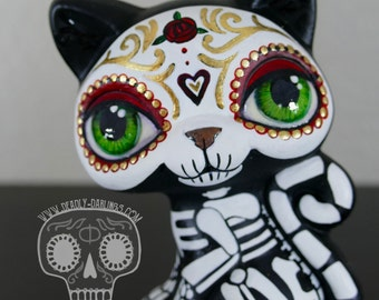 Day of the Dead Cat - SMALL