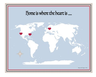 Home is Where the Heart is....Custom Map