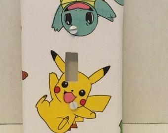 Pokemon (white background)