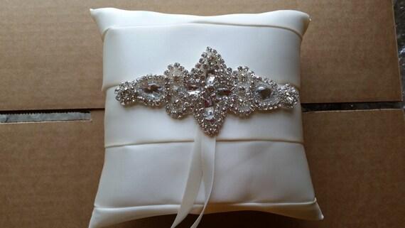 sale wedding flower basket ring bearer pillow set style. Black Bedroom Furniture Sets. Home Design Ideas