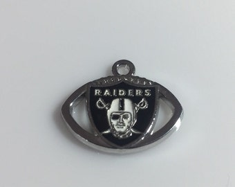 Oakland Raiders Charm