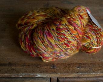 Handspun Maine yarn
