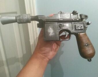 Star Wars Luke Skywalker DL-44 Blaster pistol PROP REPLICA Extremly Accurate Bespin