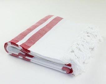 Turkish Herringbone Towel, Beach Towels, Foutas, Peshtemal, Yoga, Hammam, Best Quality