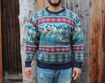 Vintage Classic Ugly Sweater