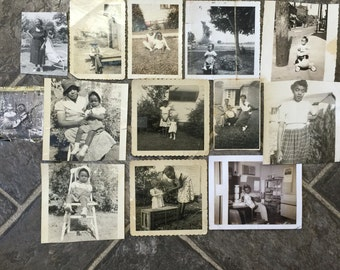 Collection of Black and White Photographs taken in Tennessee