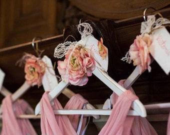 Bridesmaids Dress Hangers