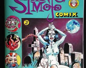 Satanic Mojo Comix #2