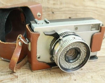 """rare camera / collectible camera / Old Vintage Soviet  Camera """" Zorkiy - 10 """"  with objective """" Industar - 63 """""""