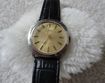 Swiss Made Tops All Wind Up Vintage Men's Watch