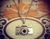 Camera Necklace Photographer Necklace