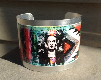Frida Kahlo Cuff