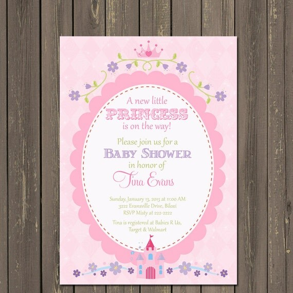 Beautiful Lavender Baby Shower Invitations Part - 7: Like This Item?