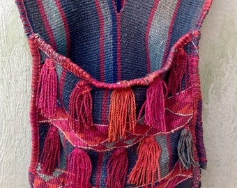 Authentic Bedouin Weaving Vintage Camel Saddle Bags Middle Eastern Textile