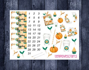 Pumpkin Spice and Everything Nice Date and Decoration