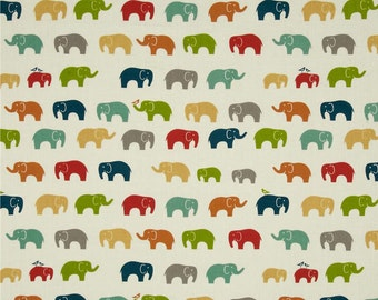 Birch 100% Organic Knit Fabric - Mod Basics - Ellie Fam Multi