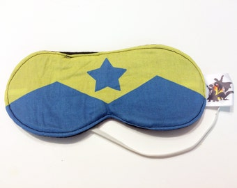 DC Comics Booster Gold Sleep Mask