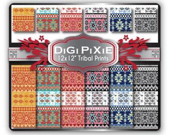 12 Tribal Patterns