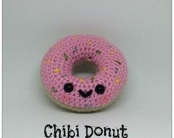 Chibi Amigurumi Donut