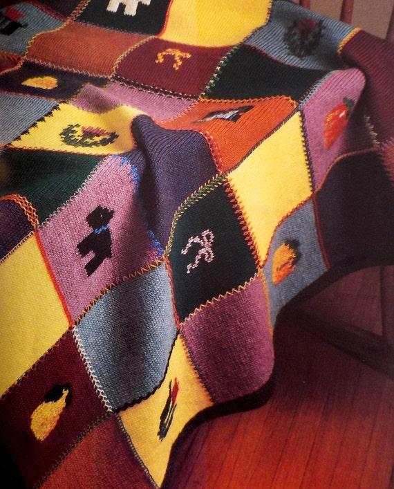 Knitting Or Crochet Better : Afghans to knit crochet hardcover book from better homes