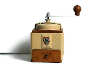 Peugeot coffee grinder from France home decor for kitchens