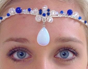 Luna Blu Diadem Headband Circlet Tiara