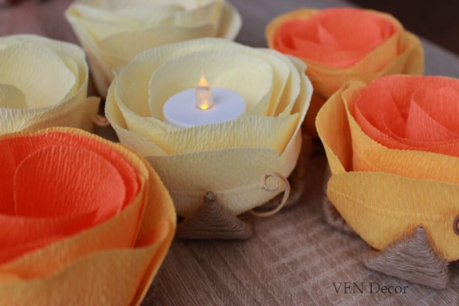 Fall Wedding Table Centerpieces: Autumn Fall Wedding Decor 6 Wedding Table Flowers Rustic
