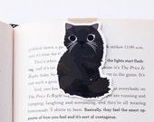 Long-haired Tortoiseshell Cat Magnetic Bookmark (Jumbo)
