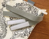 Basic velcro add-on for fabric baby gates, velcro fabric baby gate, Handmade child gate