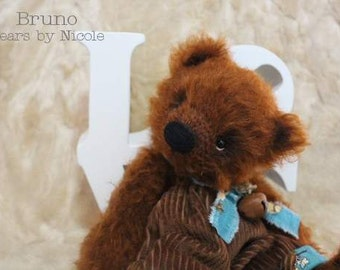 Artist Bear Bruno