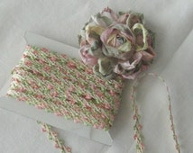 Mini Loop Trim/Braid for Crafting, Sewing, Dolls and Teddy Bears, Miniatures and Crazy Quilt ( Sold by 1 Yd.)