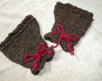 Fingerless Glove Pattern For Handspun Yarn