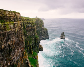 Cliffs of Moher || Ireland Photography